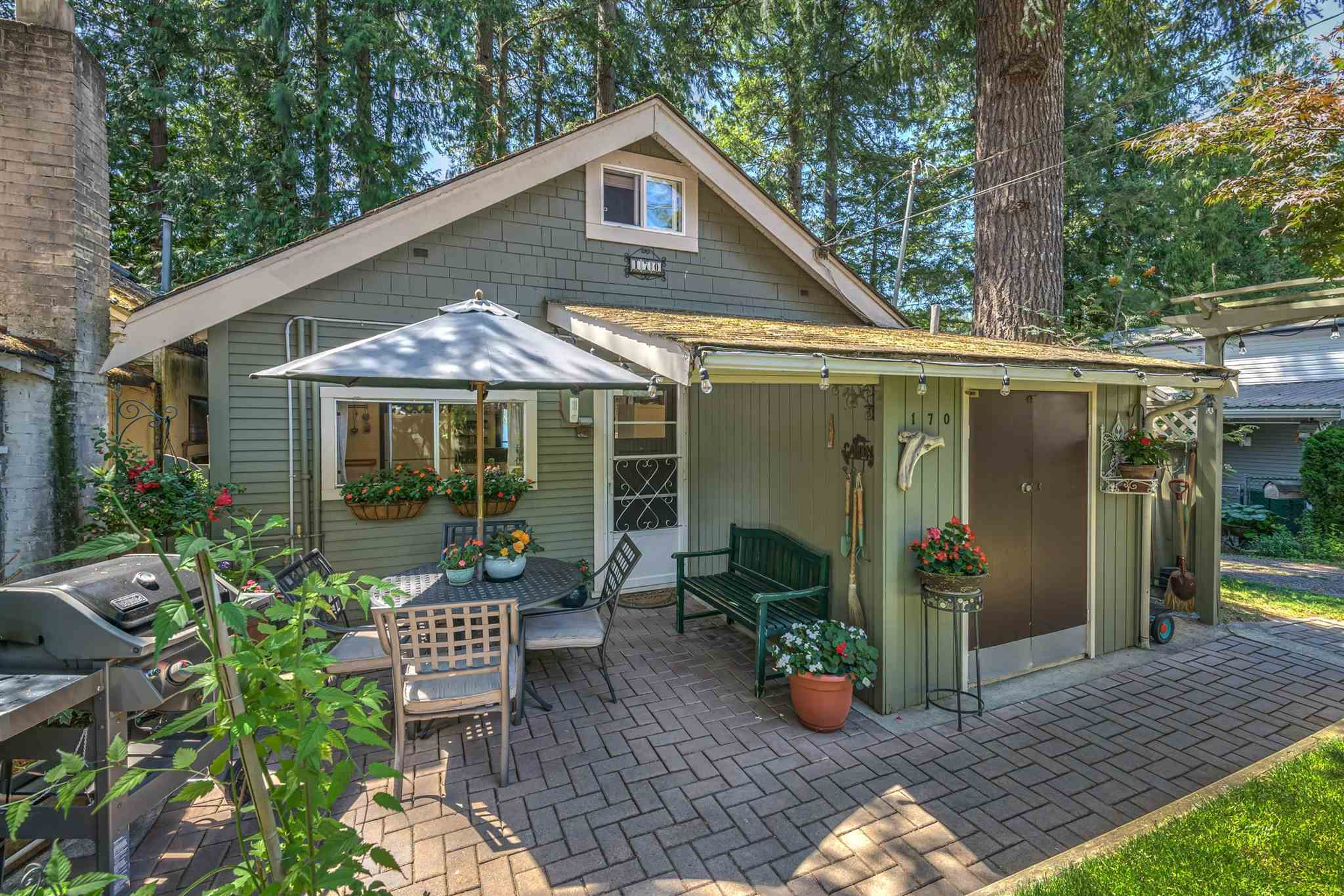 170 FIRST AVENUE - Cultus Lake House/Single Family for sale, 2 Bedrooms (R2605487) - #1