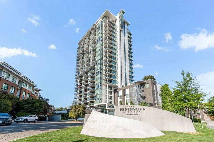 304 210 SALTER STREET - Queensborough Apartment/Condo for sale, 2 Bedrooms (R2605490)