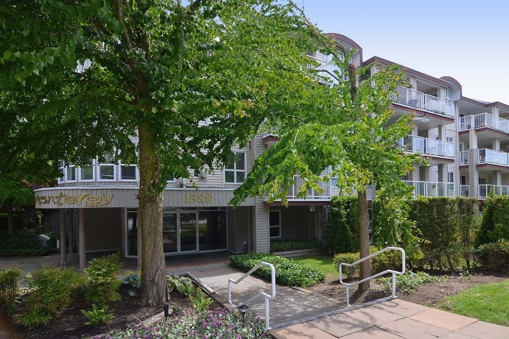 PH21 1588 BEST STREET - White Rock Apartment/Condo for sale, 1 Bedroom (R2605492) - #1