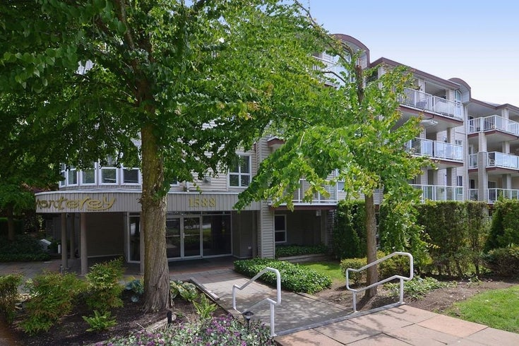 PH21 1588 BEST STREET - White Rock Apartment/Condo for sale, 1 Bedroom (R2605492)