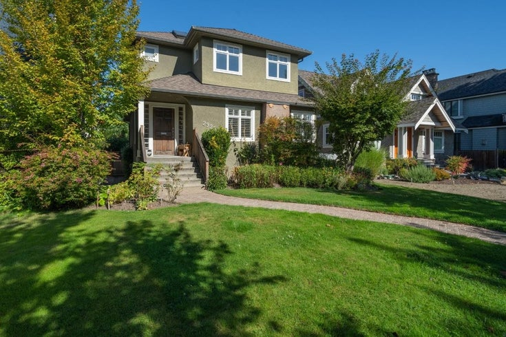 2925 W 21ST AVENUE - Arbutus House/Single Family for sale, 4 Bedrooms (R2605507)