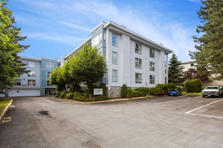 205 20350 54 AVENUE - Langley City Apartment/Condo for sale, 2 Bedrooms (R2605551)