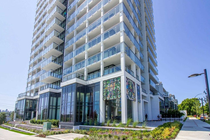 405 4488 JUNEAU STREET - Brentwood Park Apartment/Condo for sale, 1 Bedroom (R2605568)