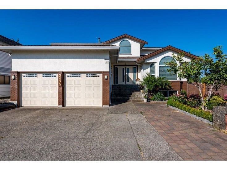 3435 TRETHEWEY STREET - Abbotsford West House/Single Family for sale, 7 Bedrooms (R2605571)