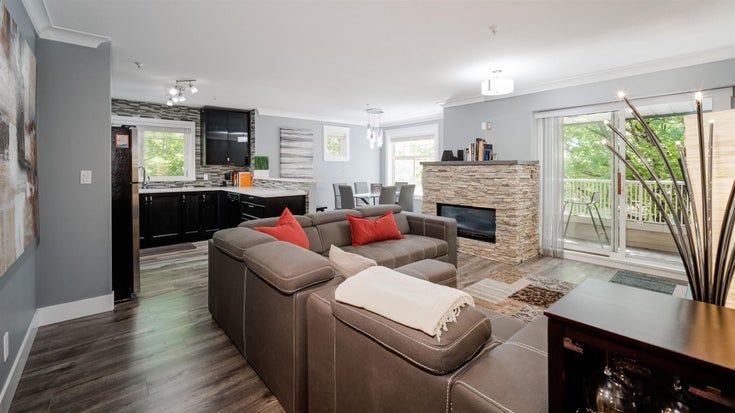 210 11960 HARRIS ROAD - Central Meadows Apartment/Condo for sale, 2 Bedrooms (R2605575)