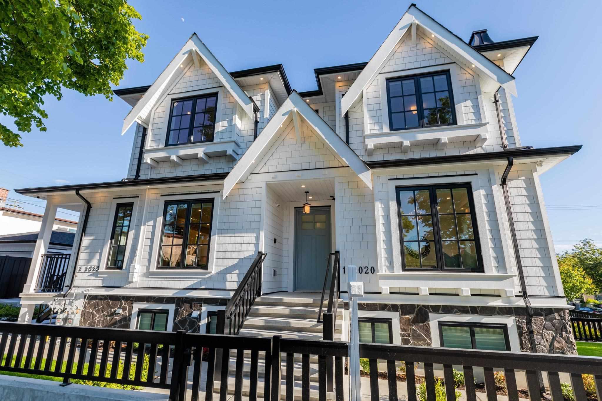 2020 UPLAND DRIVE - Fraserview VE 1/2 Duplex for sale, 7 Bedrooms (R2605597) - #1
