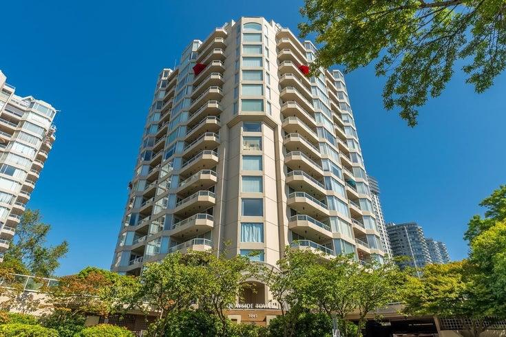 1705 1045 QUAYSIDE DRIVE - Quay Apartment/Condo for sale, 1 Bedroom (R2605598)