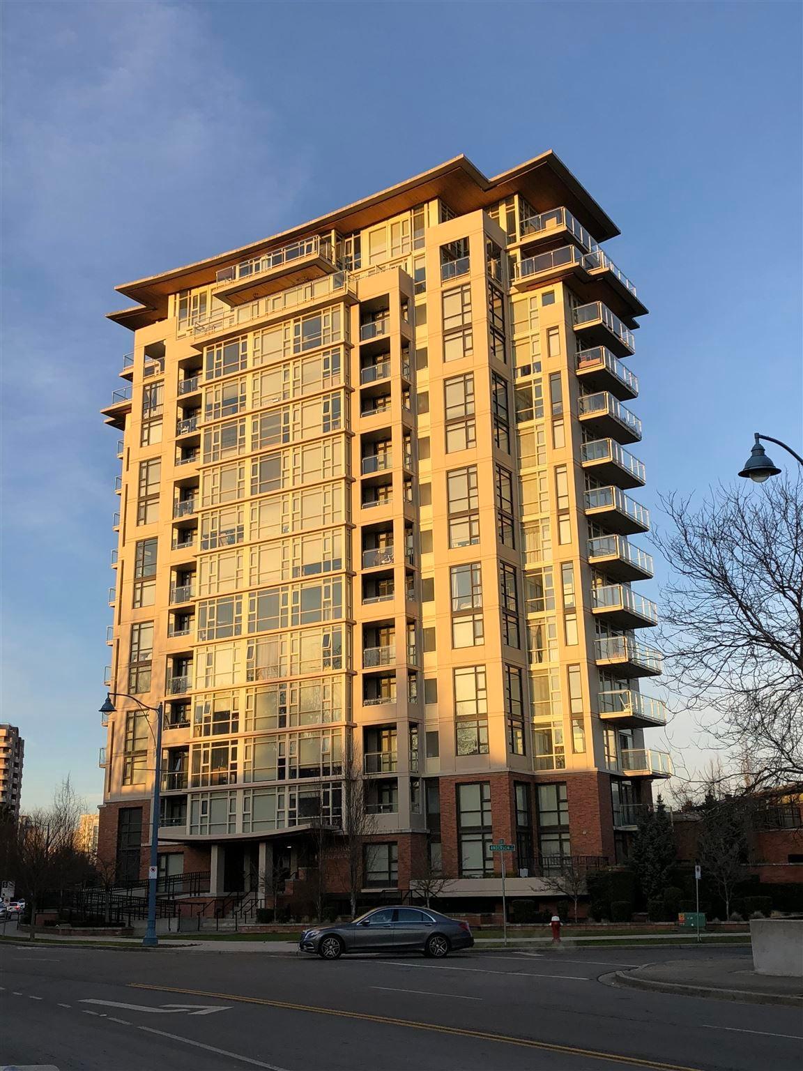 507 8333 ANDERSON ROAD - Brighouse Apartment/Condo for sale, 2 Bedrooms (R2605606)