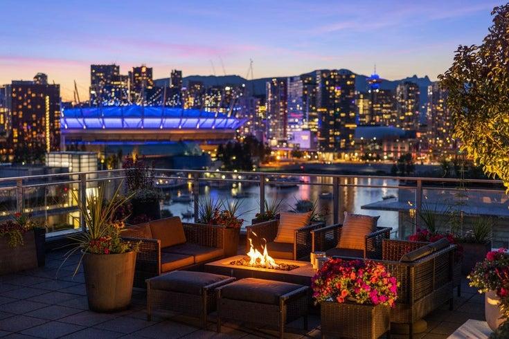 1201 1661 ONTARIO STREET - False Creek Apartment/Condo for sale, 3 Bedrooms (R2605622)