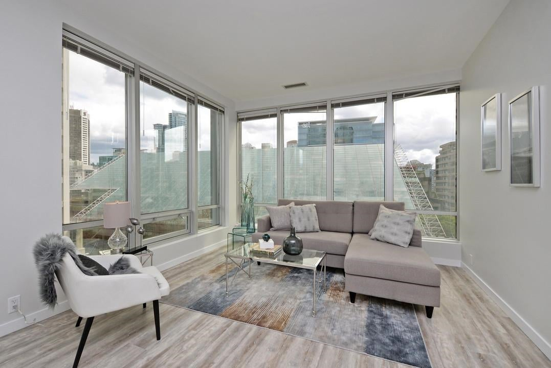 314 989 NELSON STREET - Downtown VW Apartment/Condo for sale, 1 Bedroom (R2605623) - #1