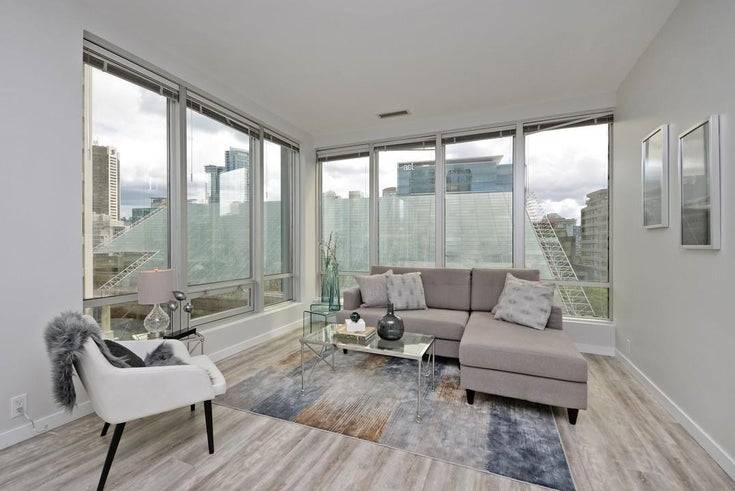 314 989 NELSON STREET - Downtown VW Apartment/Condo for sale, 1 Bedroom (R2605623)