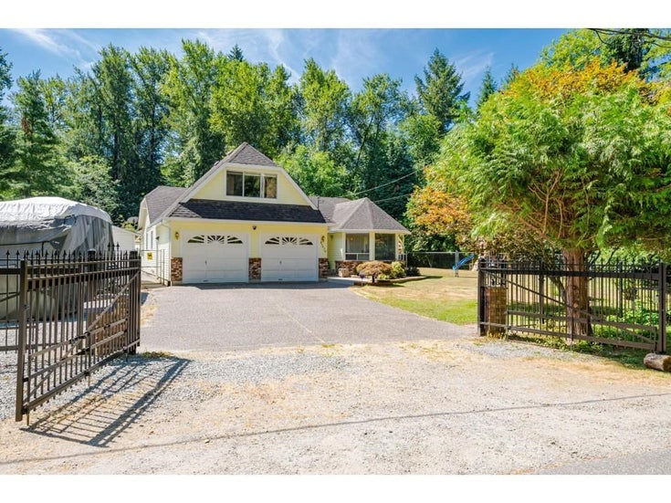 25670 116 AVENUE - Websters Corners House with Acreage for sale, 3 Bedrooms (R2605627)