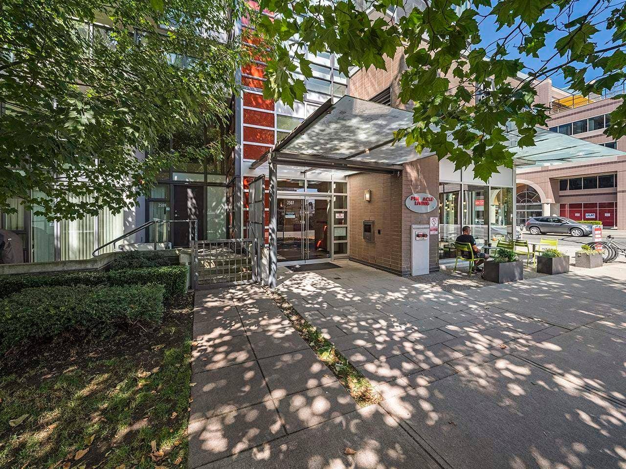 602 2507 MAPLE STREET - Kitsilano Apartment/Condo for sale, 2 Bedrooms (R2605632)