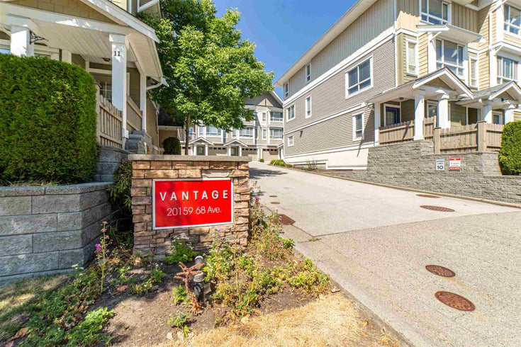 2 20159 68 AVENUE - Willoughby Heights Townhouse for sale, 2 Bedrooms (R2605698)