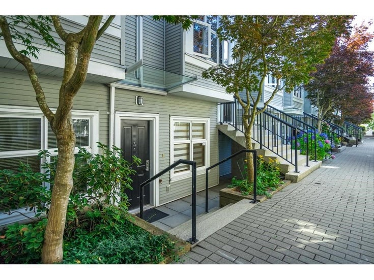 4 1203 MADISON AVENUE - Willingdon Heights Townhouse for sale, 2 Bedrooms (R2605699)