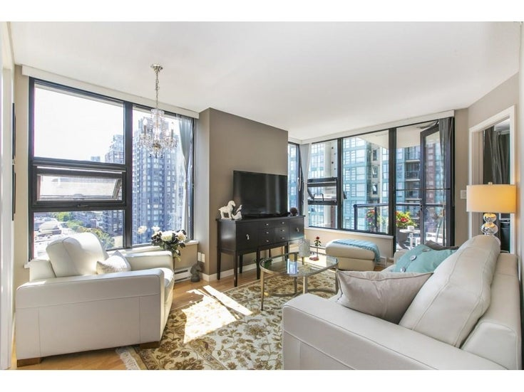 1301 928 HOMER STREET - Yaletown Apartment/Condo for sale, 2 Bedrooms (R2605700)