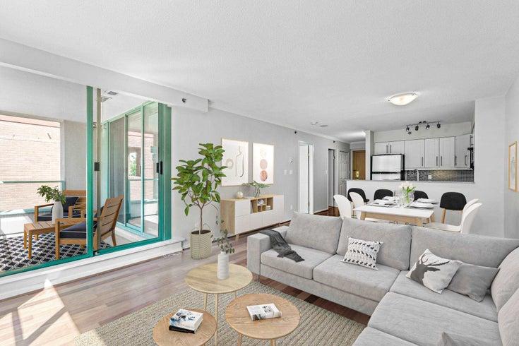411 503 W 16TH AVENUE - Fairview VW Apartment/Condo for sale, 1 Bedroom (R2605702)