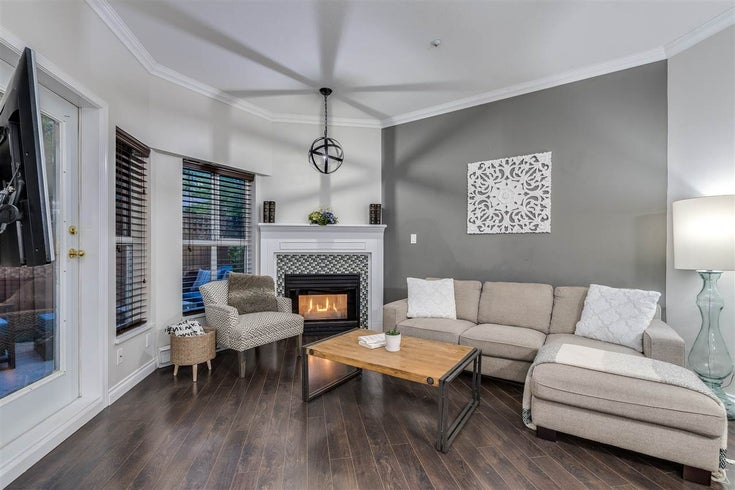123 511 W 7TH AVENUE - Fairview VW Apartment/Condo for sale, 1 Bedroom (R2605703)