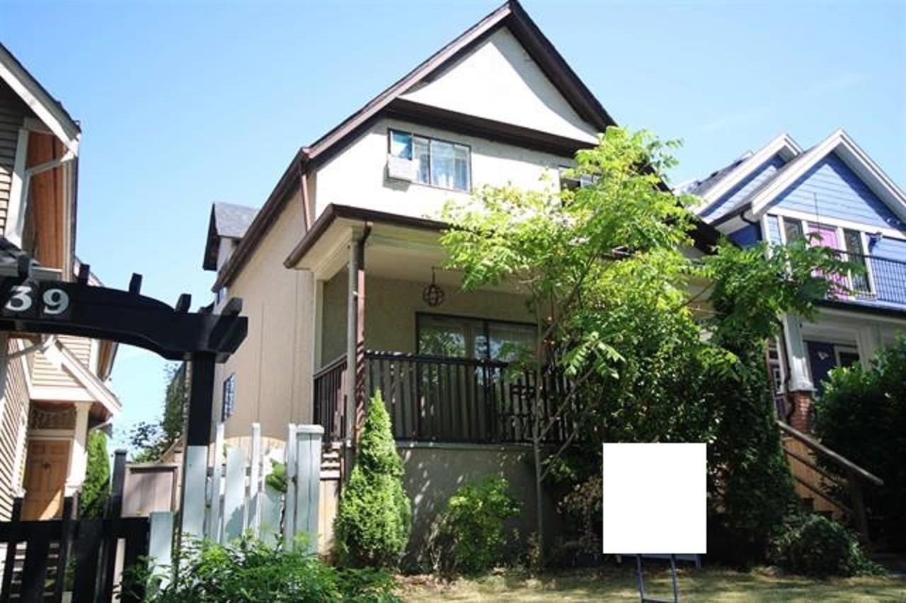 743 E 15TH AVENUE - Mount Pleasant VE House/Single Family for sale, 8 Bedrooms (R2605716) - #1