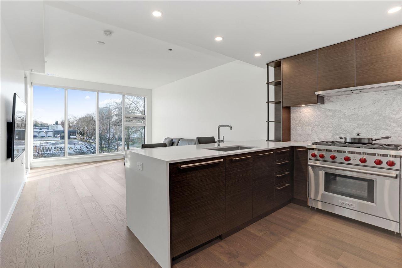 304 1819 W 5TH AVENUE - Kitsilano Apartment/Condo for sale, 1 Bedroom (R2605726)