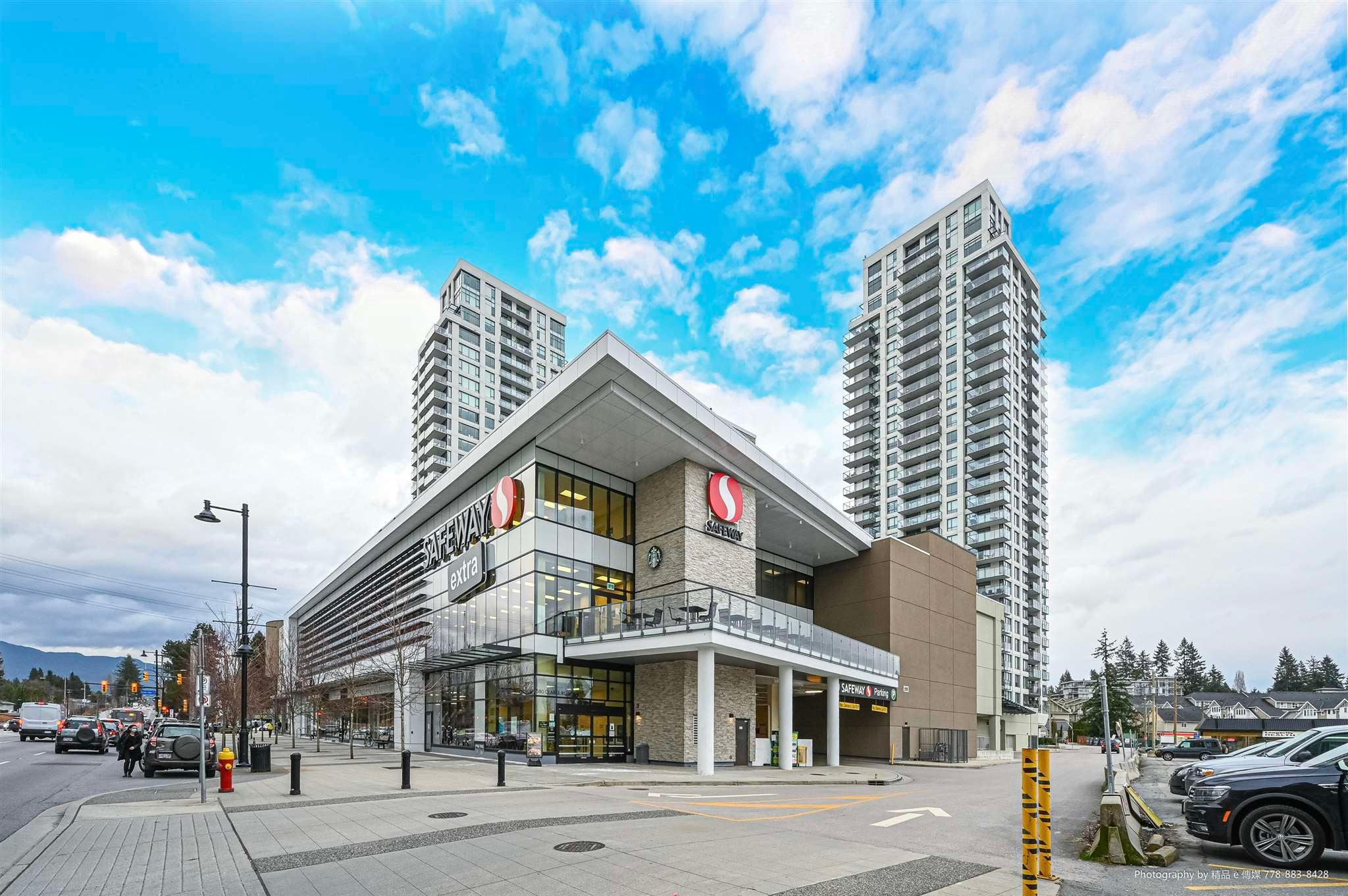 2302 570 EMERSON STREET - Coquitlam West Apartment/Condo for sale, 2 Bedrooms (R2605728)