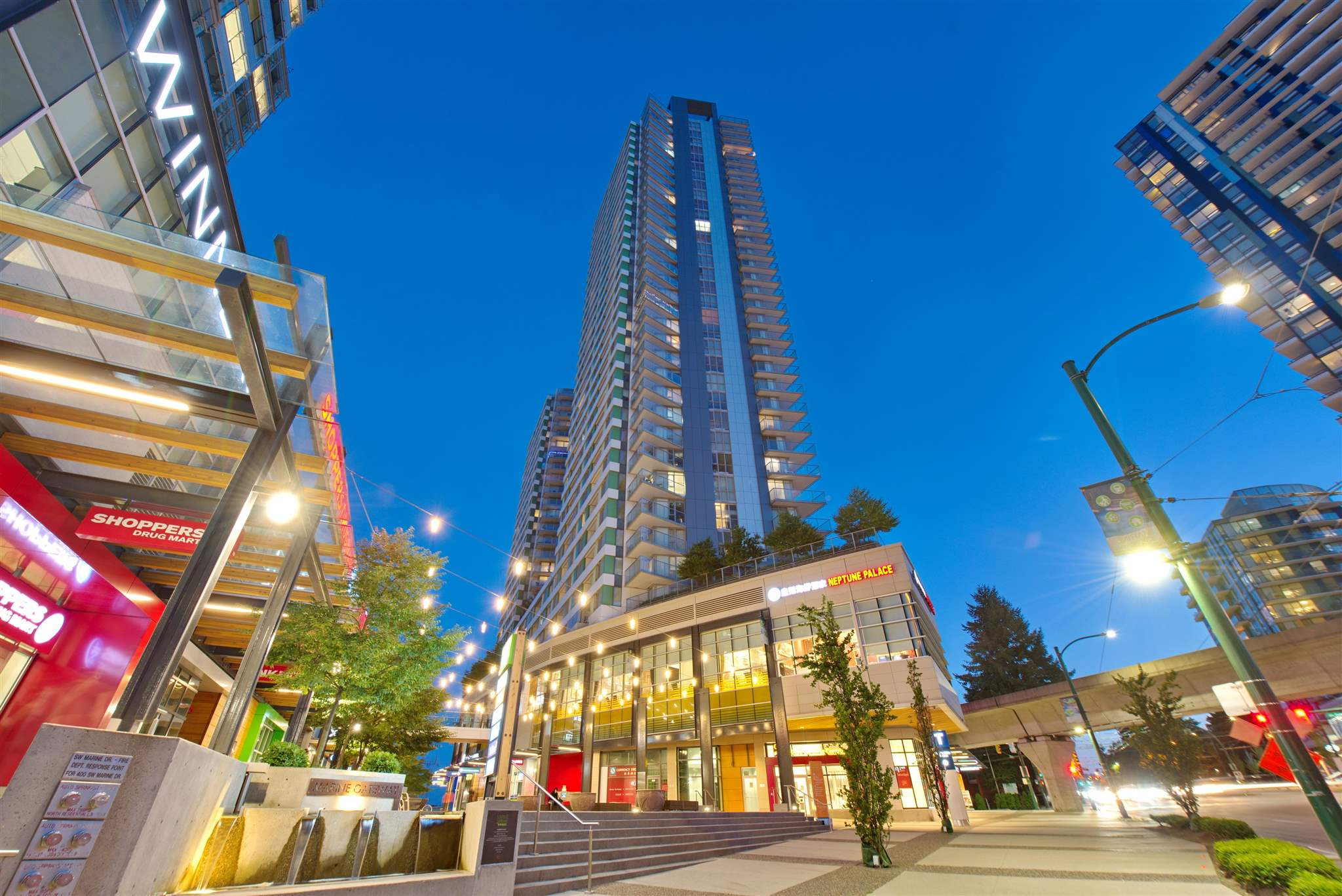 1606 488 SW MARINE DRIVE - Marpole Apartment/Condo for sale, 2 Bedrooms (R2605749)