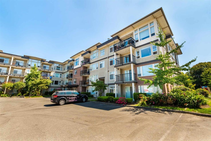 202 46289 YALE ROAD - Chilliwack E Young-Yale Apartment/Condo for sale, 2 Bedrooms (R2605785)