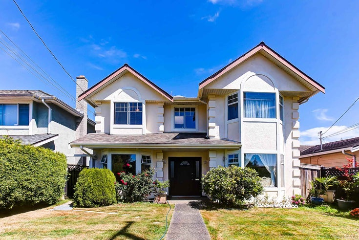 10126 RAILWAY AVENUE - Steveston North House/Single Family for sale, 5 Bedrooms (R2605835)