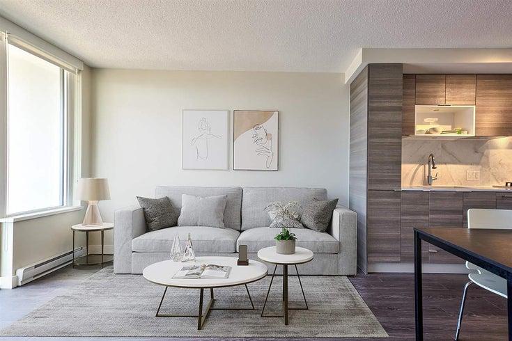 807 602 COMO LAKE AVENUE - Coquitlam West Apartment/Condo for sale, 1 Bedroom (R2605850)