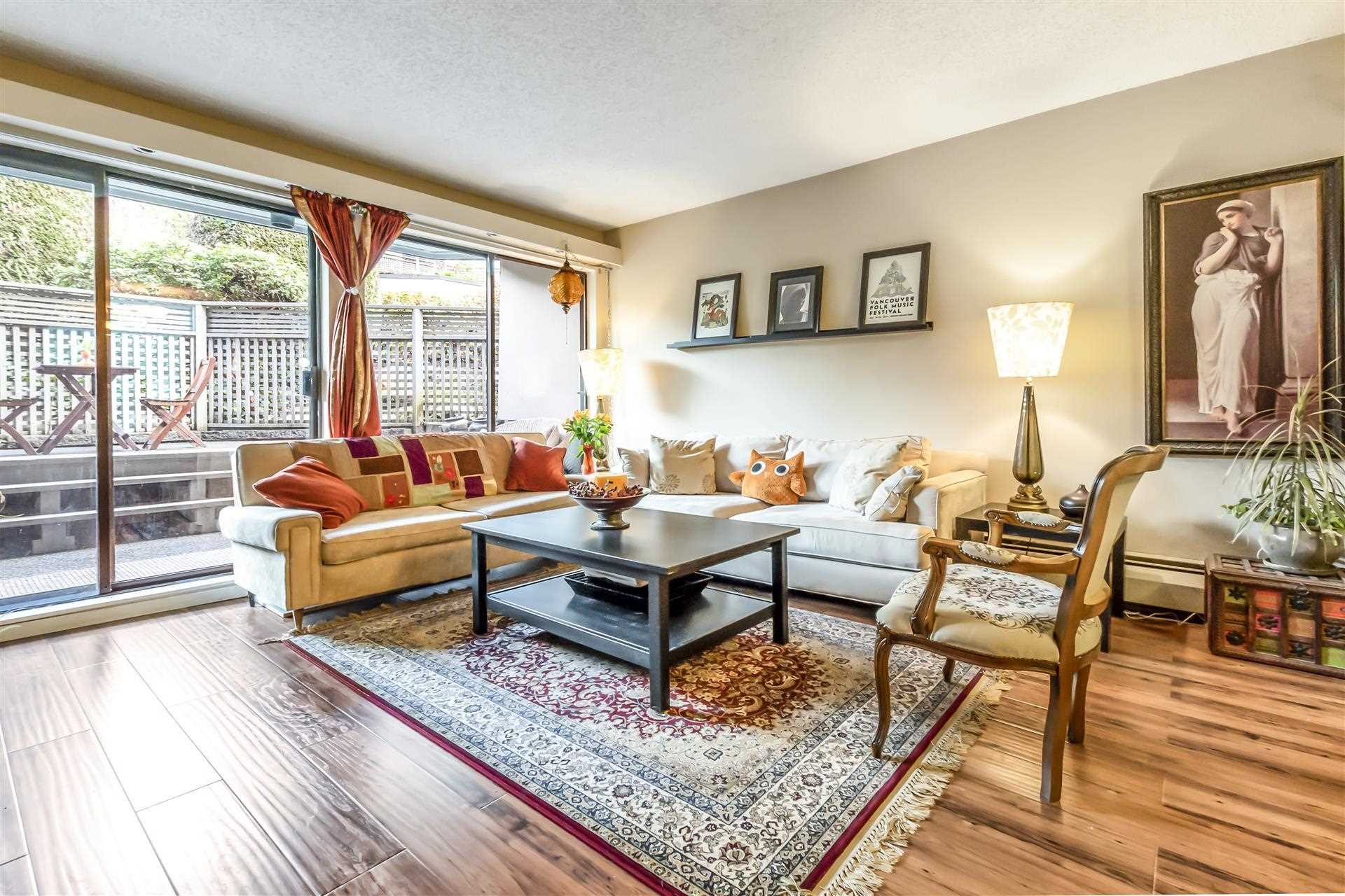 108 1955 WOODWAY PLACE - Brentwood Park Apartment/Condo for sale, 1 Bedroom (R2605878)