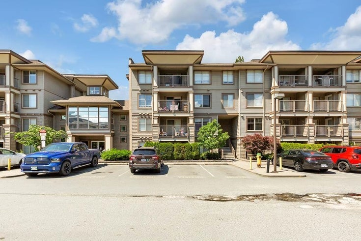 214 45567 YALE ROAD - Chilliwack W Young-Well Apartment/Condo for sale, 1 Bedroom (R2605881)