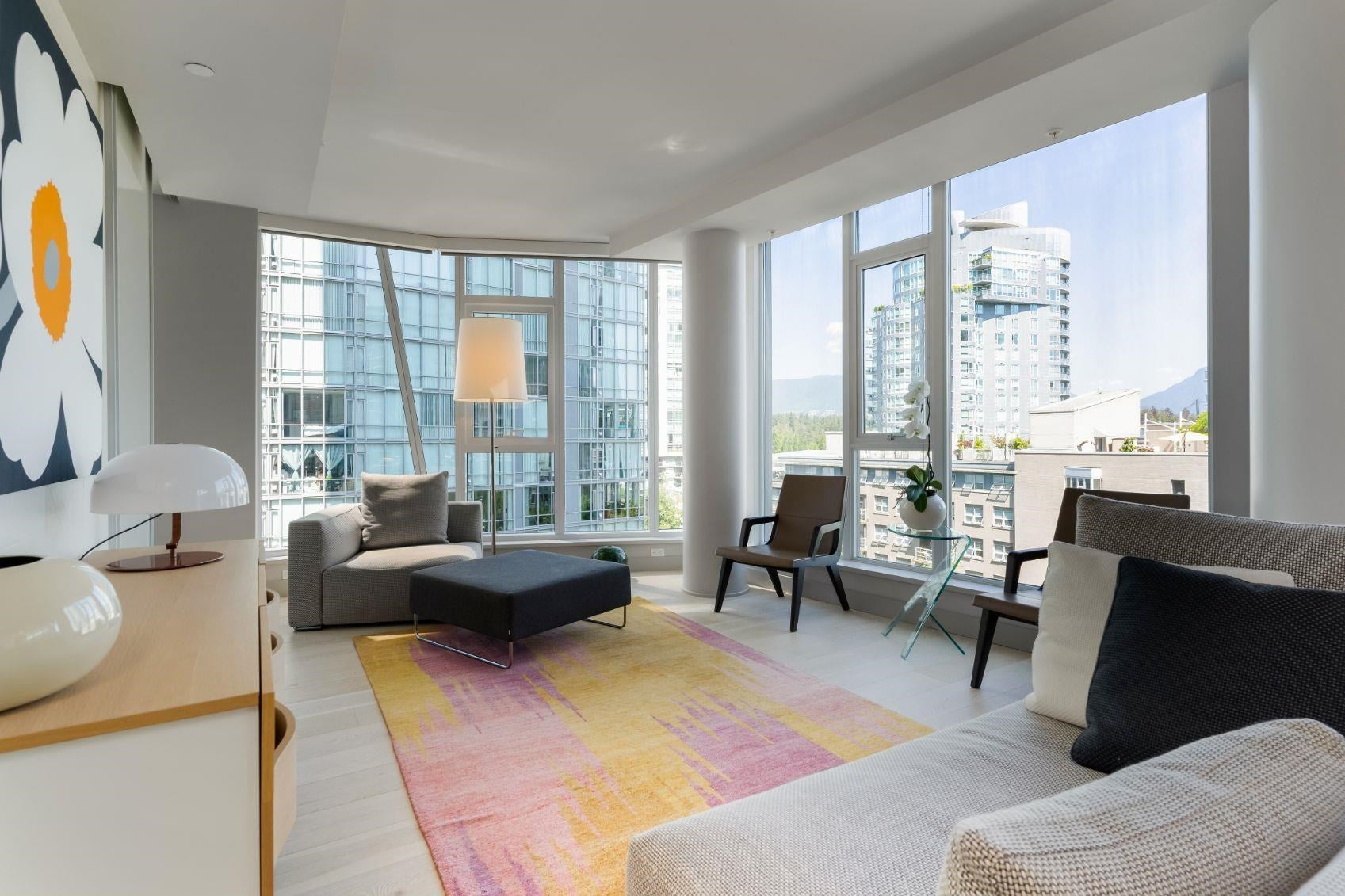 601 1499 W PENDER STREET - Coal Harbour Apartment/Condo for sale, 3 Bedrooms (R2605894)