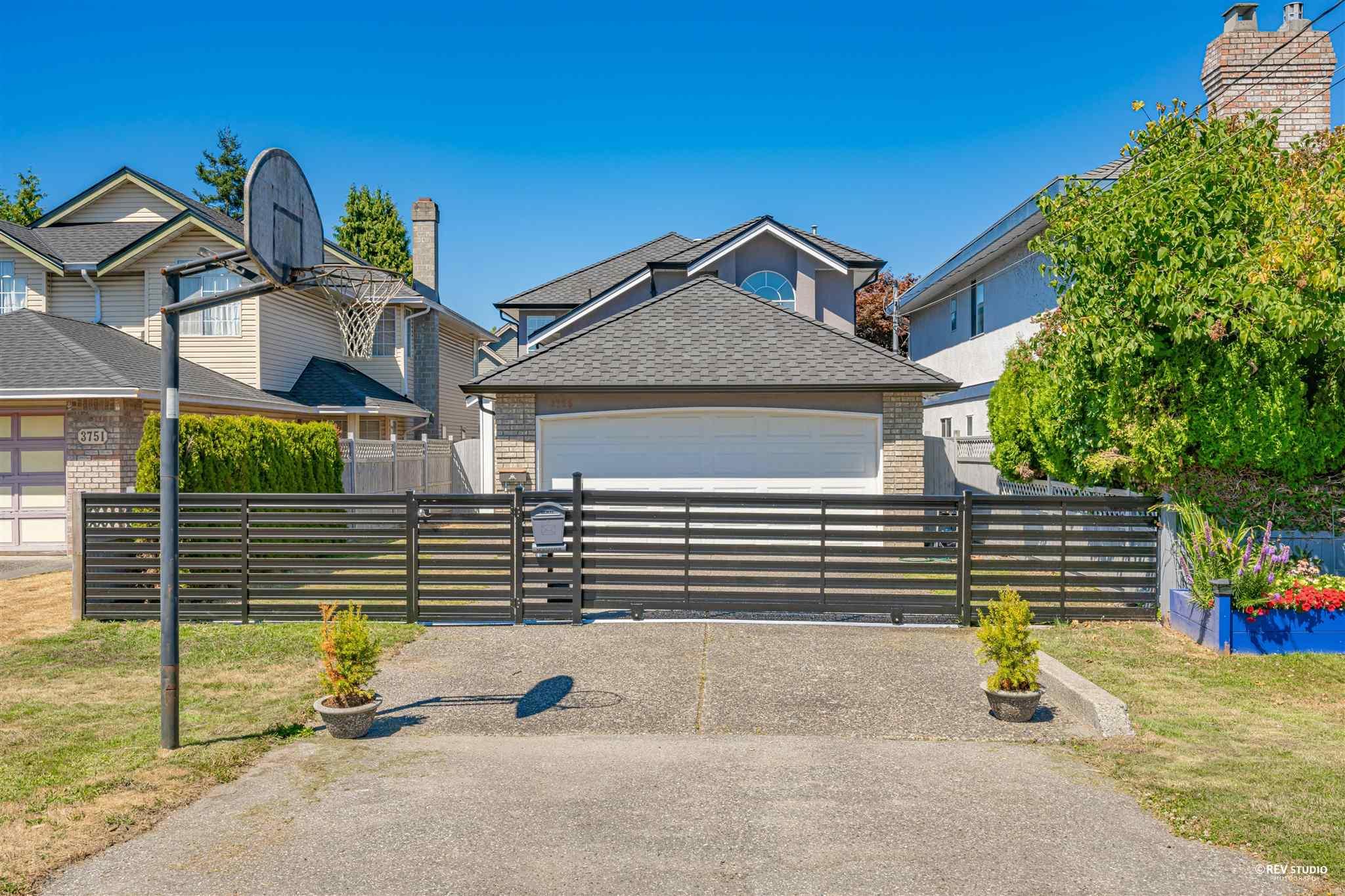 3755 RICHMOND STREET - Steveston Village House/Single Family for sale, 4 Bedrooms (R2605926)
