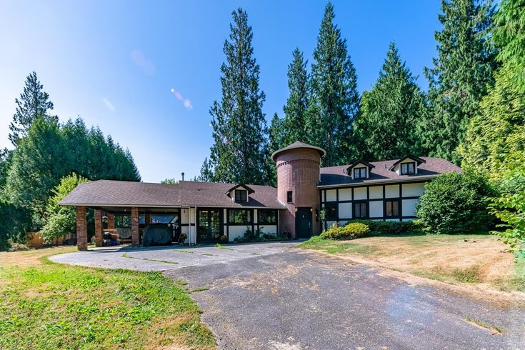 22072 88 AVENUE - Fort Langley House with Acreage for sale, 4 Bedrooms (R2605943)