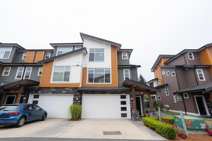 16 46570 MACKEN AVENUE - Chilliwack N Yale-Well Townhouse for sale, 3 Bedrooms (R2605953)