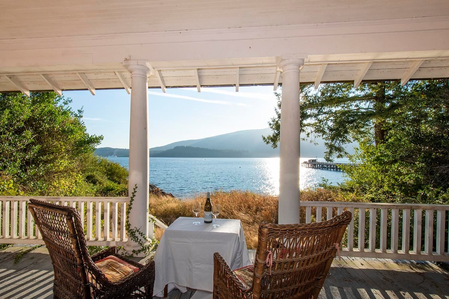 2327 NEW BRIGHTON ROAD - Gambier Island House with Acreage for sale, 2 Bedrooms (R2605955)