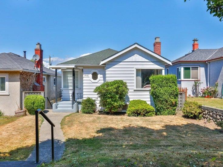 2681 E 4TH AVENUE - Renfrew VE House/Single Family for sale, 4 Bedrooms (R2605962)