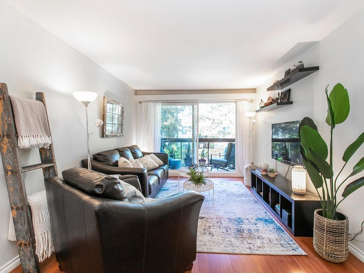 202 1429 E 4TH AVENUE - Grandview Woodland Apartment/Condo for sale, 1 Bedroom (R2605963)