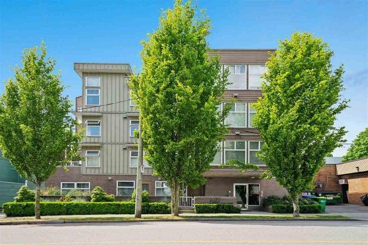 206 8915 HUDSON STREET - Marpole Apartment/Condo for sale, 1 Bedroom (R2605970)
