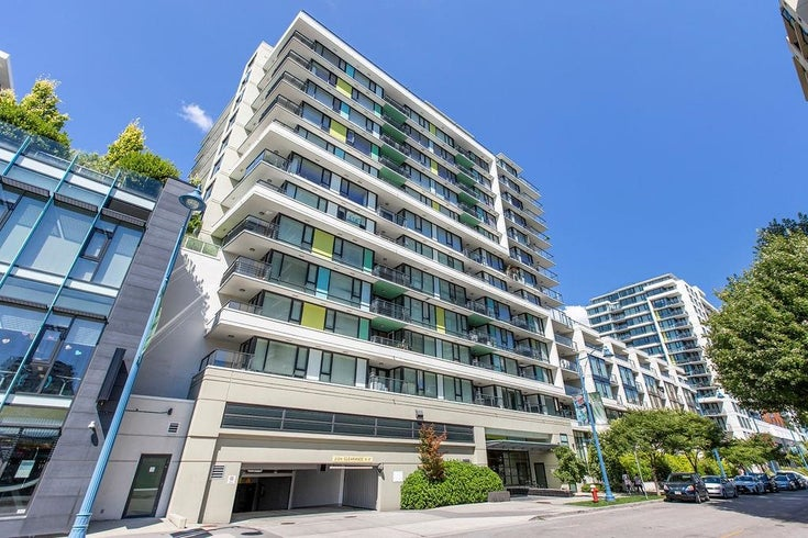 903 7733 FIRBRIDGE WAY - Brighouse Apartment/Condo for sale, 1 Bedroom (R2605977)