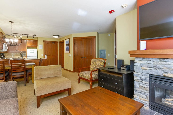 308G1 4653 BLACKCOMB WAY - Benchlands Apartment/Condo for sale, 1 Bedroom (R2605983)