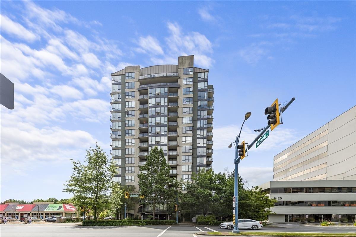 201 8180 GRANVILLE AVENUE - Brighouse South Apartment/Condo for sale, 1 Bedroom (R2605984)