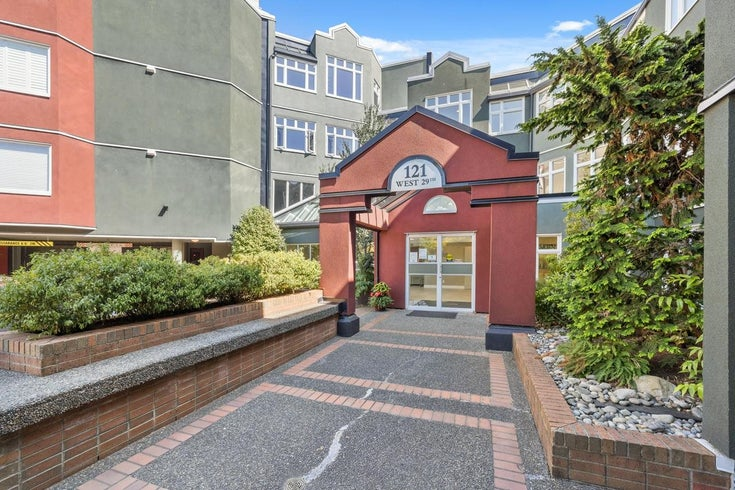 320 121 W 29TH STREET - Upper Lonsdale Apartment/Condo for sale, 2 Bedrooms (R2605986)