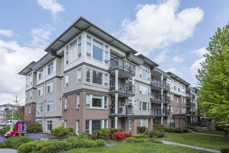 402 46289 YALE ROAD - Chilliwack E Young-Yale Apartment/Condo for sale, 2 Bedrooms (R2606016)