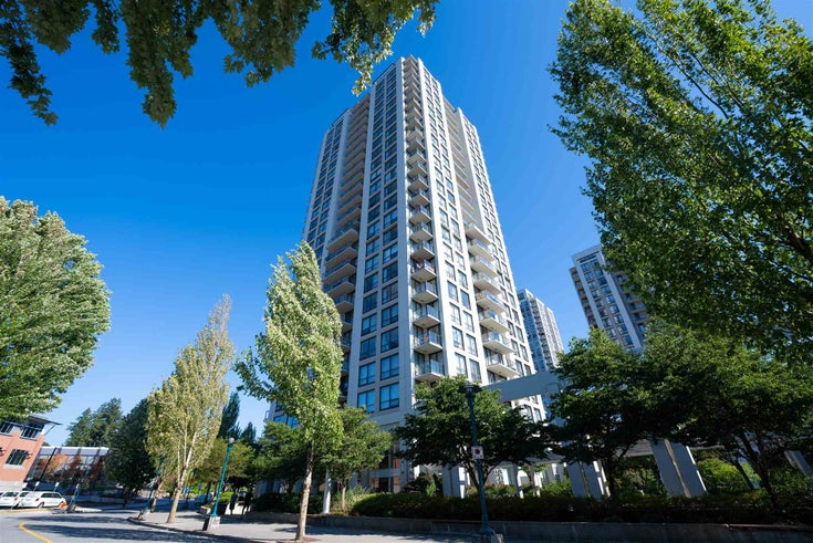 703 2982 BURLINGTON DRIVE - North Coquitlam Apartment/Condo for sale, 1 Bedroom (R2606017)