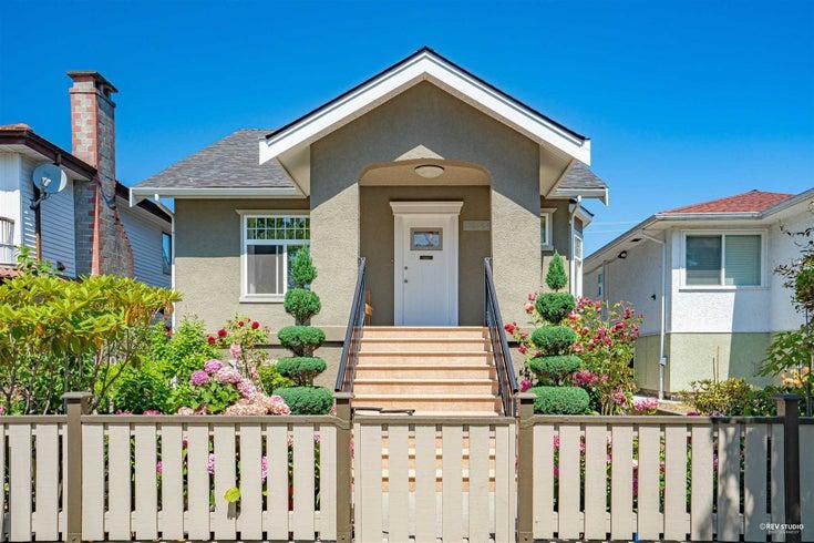 2755 E 2ND AVENUE - Renfrew VE House/Single Family for sale, 6 Bedrooms (R2606051)