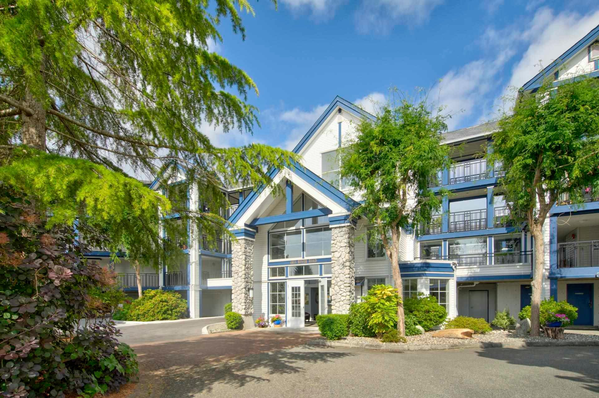 320 4955 RIVER ROAD - Neilsen Grove Apartment/Condo for sale, 2 Bedrooms (R2606058)