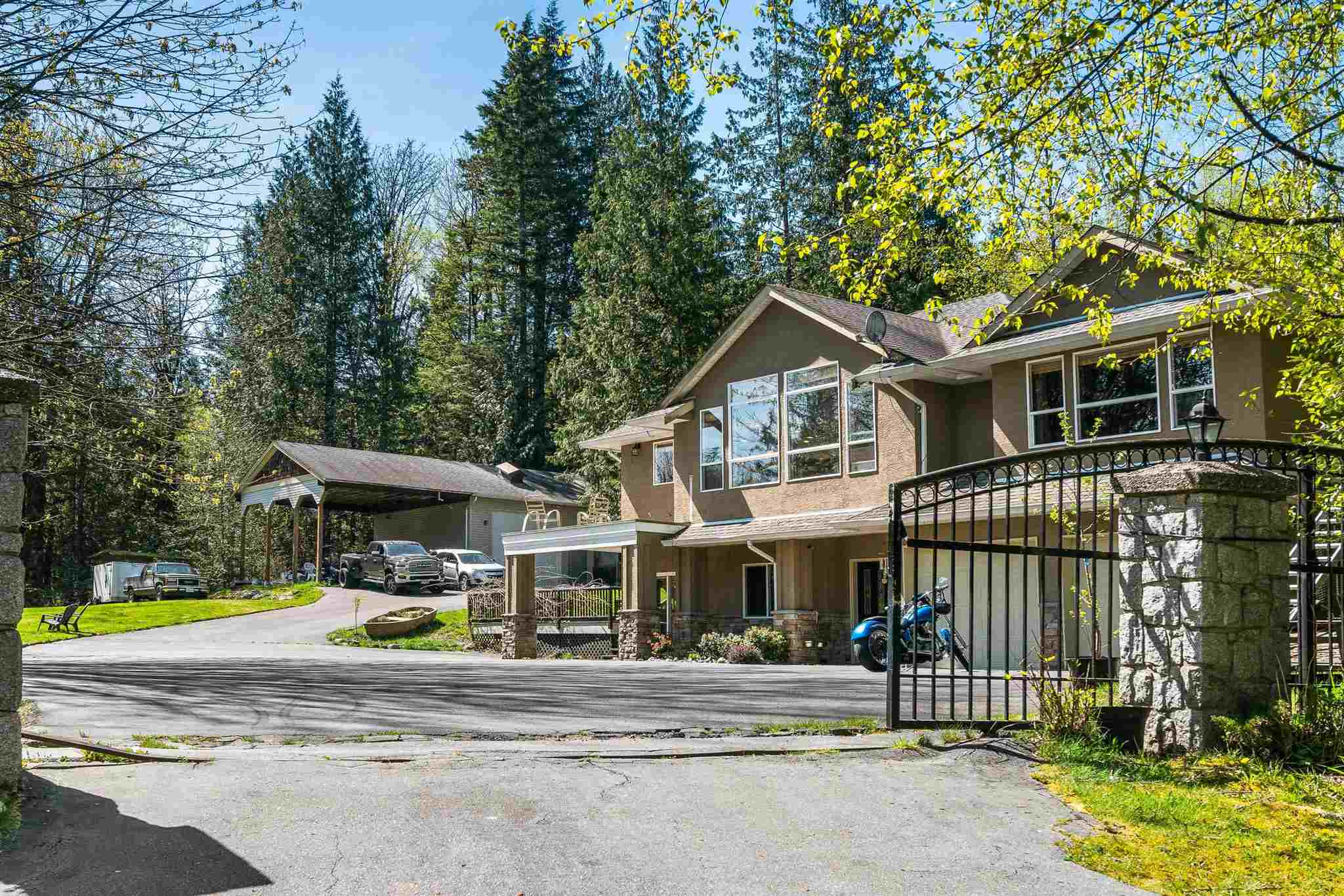 13157 PILGRIM STREET - Stave Falls House with Acreage for sale, 4 Bedrooms (R2606098)