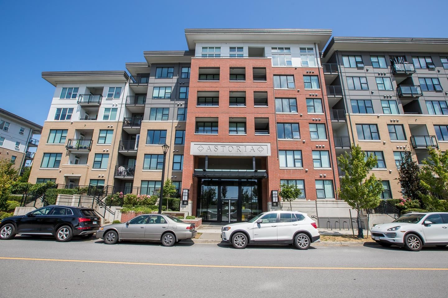 302 9399 ALEXANDRA ROAD - West Cambie Apartment/Condo for sale, 2 Bedrooms (R2606099)