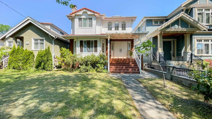 879 W 60TH AVENUE - Marpole House/Single Family for sale, 4 Bedrooms (R2606107)